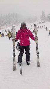 平成26年12月「指導員研修会」 鷲ヶ岳スキー場